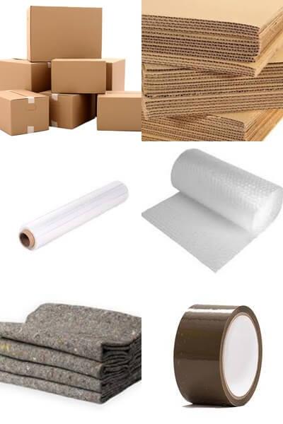 Materiały dozabezpieczenia ipakowania