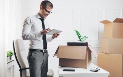 Jak przygotować biuro doprzeprowadzki? 7kroków dosukcesu